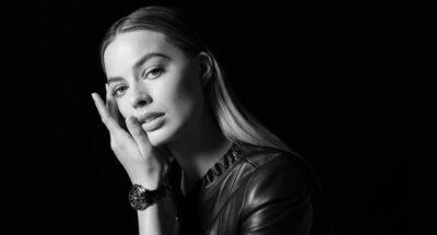 Margot Robbie ถูกแต่งตั้งให้เป็นแบรนด์แอมบาสเดอร์คนใหม่ของนาฬิกา Chanel J12