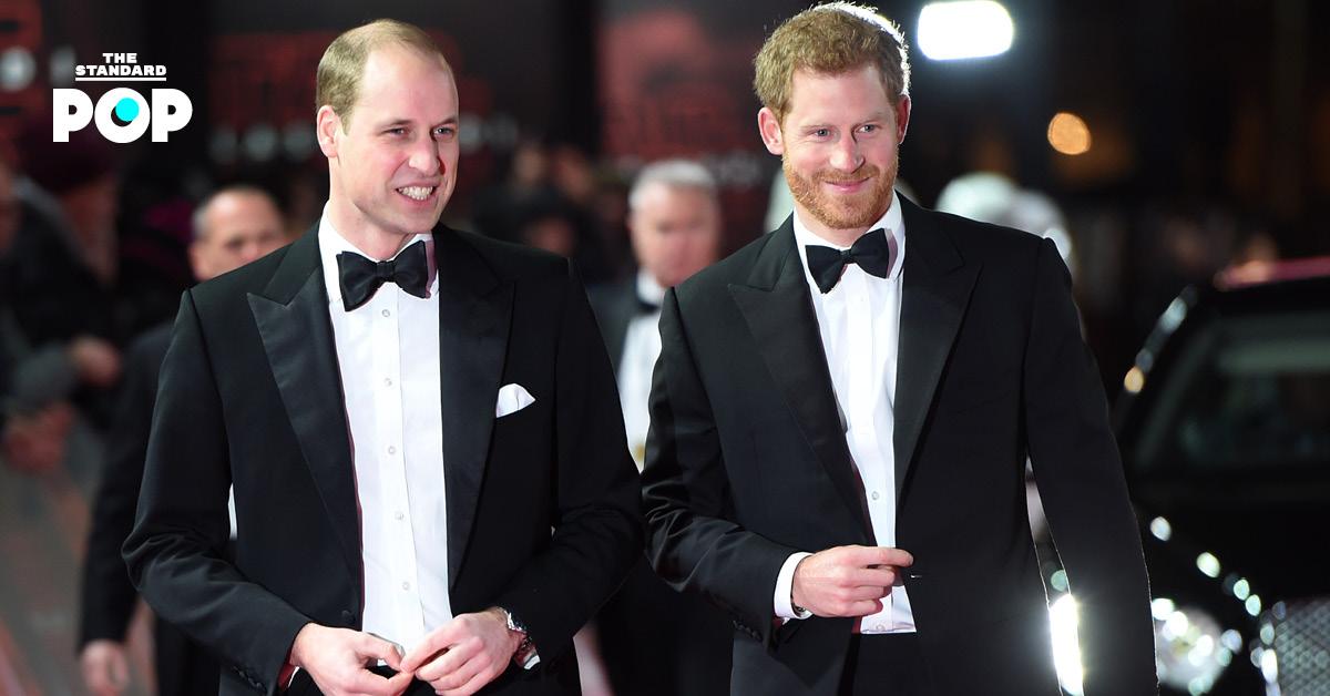 พระราชวังบักกิงแฮมยืนยันว่า เจ้าชายวิลเลียมและเจ้าชายแฮร์รีจะไม่เดินด้วยกันในพระราชพิธีศพของเจ้าชายฟิลิป