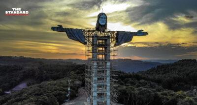 รูปปั้นพระเยซู