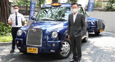 'เอเชีย แค็บ' เร่งพัฒนารถแท็กซี่ไฟฟ้า หวังเป็นรถต้นแบบสัญชาติไทยคันแรก ผ่านการจับมือ 4 พันธมิตร