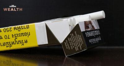 สรรพสามิตเล็งปรับโครงสร้างภาษีบุหรี่ใหม่ ย้ำ 'รายได้รัฐต้องไม่ลด'
