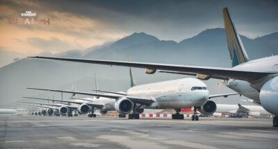 IATA เผยยอดผู้โดยสารระหว่างประเทศเดือน ก.พ. ร่วงเกือบ 89% เหตุผู้ติดเชื้อไวรัสพุ่งอีกระลอก กดดันธุรกิจสายการบินไร้แววฟื้น