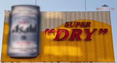 แม่ทัพคนใหม่ของ Asahi หวังไม่มาก อยากให้ 'เบียร์ Super Dry' ก้าวเข้าสู่ 10 อันดับแรกของเบียร์ทั่วโลกภายในปี 2030 เท่านั้นเอง