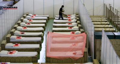 กทม. แจ้งประชาชนหากติดเชื้อโควิด-19 ไม่มีเตียงในโรงพยาบาล โทรแจ้งสายด่วน 1668, 1669 หรือ 1330