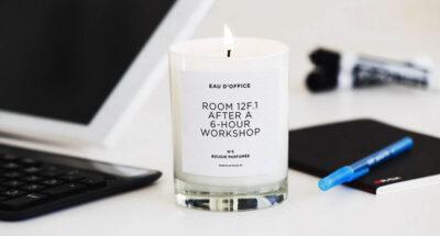 ถูกใจชาว Work from Home เมื่อ Candle Studio ออกแบบเทียนหอม 'กลิ่นออฟฟิศ'