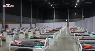 ยอดผู้ติดเชื้อโควิด-19 ในเชียงใหม่พุ่งต่อเนื่อง ป่วยสะสมแล้ว 931 ราย เตรียมขยาย รพ.สนามเพิ่มเป็น 2,000 เตียง
