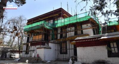 จีนทุ่มเงินกว่า 38 ล้านหยวน บูรณะอดีตที่พำนักขององค์ดาไลลามะในทิเบต