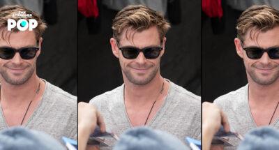 Chris Hemsworth เชื่อว่า เขาจะถูกมองเป็นนักแสดงที่ดูจริงจังมากกว่านี้ หากไม่ได้มีกล้ามเนื้อที่ใหญ่โต