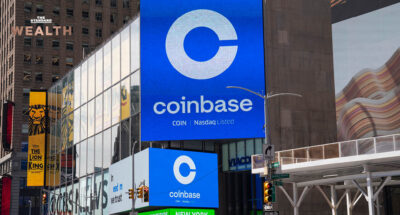 Coinbase กระดานเทรดคริปโตฯ ที่ใหญ่ที่สุดในสหรัฐฯ มูลค่าหุ้นพุ่งแตะ 1.12 แสนล้านดอลลาร์ หลังขาย IPO โดยไม่ระดมทุนเข้าบริษัท