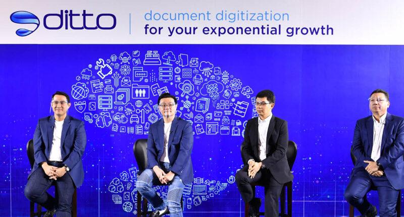 'ดิทโต้' เคาะขาย IPO หุ้นละ 7.50 บาท ปักหมุดเข้าเทรด mai 6 พ.ค. นี้ เดินหน้าเพิ่มศูนย์ให้บริการ-พัฒนาระบบ เสิร์ฟกลุ่มต้องการ Digitization องค์กร