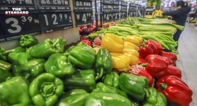 ราคาอาหารโลกพุ่งแตะระดับสูงสุดในรอบเกือบ 7 ปี