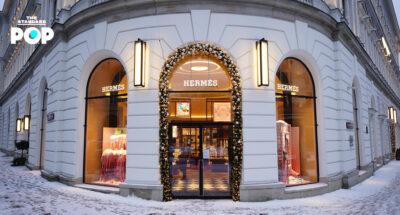 ยอดขายของ Hermès ในไตรมาสแรกของปี 2021 เพิ่มขึ้นสูงถึง 44% ผลจากยอดขายในเอเชียที่ดีเกินคาด