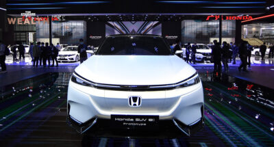 Honda ขยับตัวครั้งใหญ่ ประกาศเตรียมขายรถไฟฟ้าทั้งหมดภายใน 19 ปี หรือปี 2040
