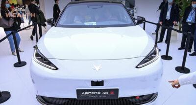 Huawei มาตามนัด เผยความคืบหน้าแผนพัฒนารถไฟฟ้า ARCFOX Alpha S HI ร่วม BAIC ย้ำจุดยืนเป็น 'ซัพพลายเออร์'