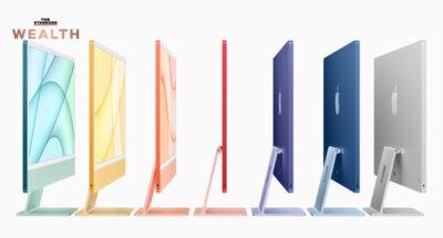 รายได้บริการ ยอดขาย Mac พุ่งสูงสุดเป็นประวัติการณ์ 'Apple' โชว์แกร่งปิดไตรมาสแรกรับอื้อ 2.8 ล้านล้านบาท กำไรโต 110%