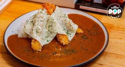 TASTE: Nihachi ร้านข้าวแกงกะหรี่เบสผักสูตรนากาโนะ และของทอดนานาชนิด