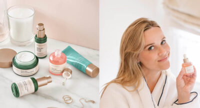 Reese Witherspoon เซ็นสัญญา 5 ปี เป็นทูตความงามระดับโลกให้กับคลีนบิวตี้แบรนด์ Biossance