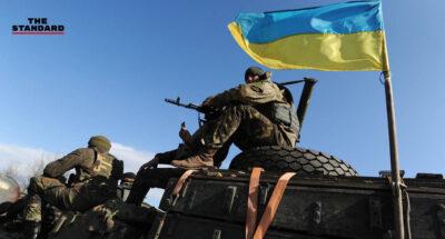 รัสเซียเตือนแทรกแซงสถานการณ์ขัดแย้งในยูเครน ช่วยปกป้องกองกำลังแบ่งแยกดินแดน
