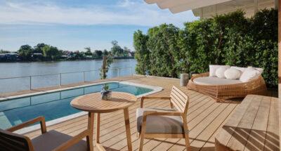 ศาลาบางปะอิน โรงแรมบูติกบนเกาะกลางแม่น้ำเจ้าพระยา เปิดให้บริการแล้ว