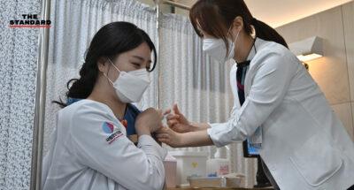 เกาหลีใต้เซ็น Pfizer นำเข้าวัคซีนป้องกันโควิด-19 อีก 40 ล้านโดส 'เพื่อประชาชน' รมว.สาธารณสุข เผย 'มากเกินกว่า' จำนวนประชากรทั้งประเทศ