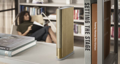 ลำโพงที่ดีไซน์เหมือน 'หนังสือ' Bang & Olufsen เปิดตัวลำโพงไร้สายรุ่นใหม่ เน้นบางหรู เคาะราคาขายเริ่ม 2 หมื่นบาท