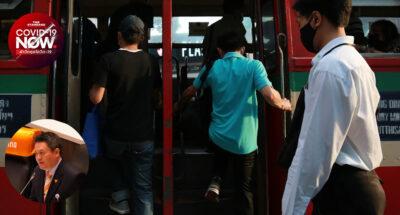 สุรเชษฐ์ ก้าวไกล เผยเตือนแล้วไม่ฟัง หลังมีภาพคนแน่นรถเมล์ ชี้ต้องเพิ่มเที่ยวรถรักษาระยะห่างระหว่างคน