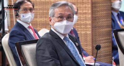 ไทยเสนออาเซียนตั้งกลุ่ม 'Friends of the Chair' ประสานงานแก้ปัญหายุติความรุนแรงในเมียนมา