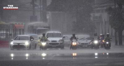 อุตุฯ เตือน 16-19 เม.ย. หลายจังหวัดเตรียมเจอฝน พายุฤดูร้อน และลูกเห็บ กทม. ยังมีฝนร้อยละ 20 ของพื้นที่