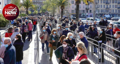 WHO เผย ยอดคนฉีดวัคซีนป้องกันโควิด-19 ในยุโรป แซงยอดผู้ป่วยแล้ว