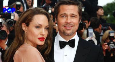Brad Pitt ได้สิทธิ์ในการดูแลลูก