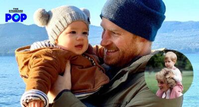 เจ้าชาย Harry เผยว่าหนึ่งในคำแรกที่ลูกชาย Archie พูดได้คือ 'Grandma' ซึ่งเขาก็ได้แต่หวังว่าเจ้าหญิง Diana จะยังมีชีวิตอยู่