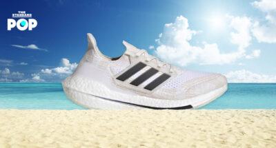 รีวิว Ultraboost 21 Primeblue รองเท้าวิ่งที่คิดเผื่อโลก หยุดปัญหาขยะพลาสติกในทะเล