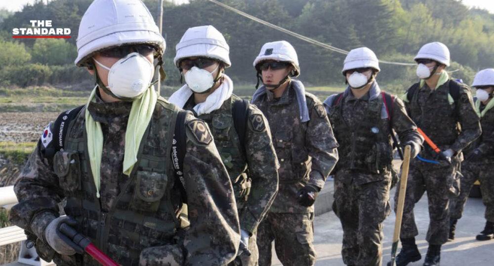 กองทัพเกาหลีใต้