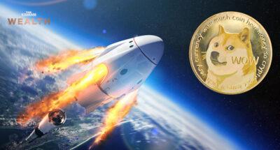 SpaceX ประกาศรับชำระค่าเดินทางเยือนดวงจันทร์ด้วยเหรียญ Dogecoin