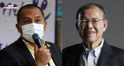 กลุ่มประชาชนคนไทย ยื่นหนังสือจี้ประยุทธ์ลาออก แก้ปัญหาประเทศไม่ได้ ผุดชื่อ 'ศุภชัย พานิชภักดิ์' นายกฯ คนนอก