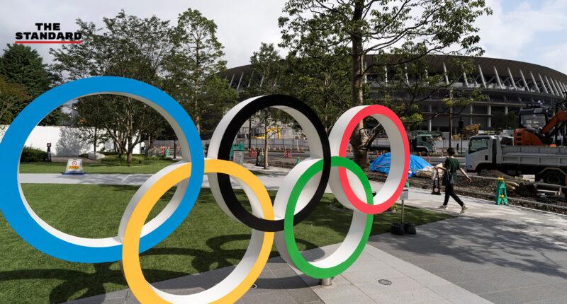 Pfizer-BioNTech โตเกียวโอลิมปิก