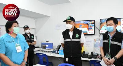 ระนองพบผู้ติดโควิด-19 ชาวไทย-เมียนมาต่อเนื่อง อนุทินสั่งเร่งเปิดโรงพยาบาลสนามรองรับ