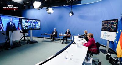 สหรัฐฯ-สหภาพยุโรป กลับมาจับมือผลักดันประเด็น Climate Change