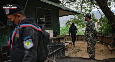 ทางการไทยจับกุม นักข่าว
