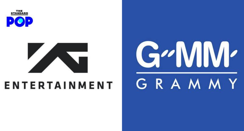 YG Entertainment และ GMM Grammy