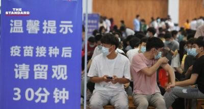 ส่องโมเดล ดูข้อเท็จจริงการจัดการฉีดวัคซีนและการผลิตวัคซีนของจีน