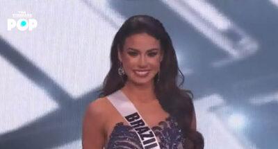 Julia Gama Miss Universe 2020