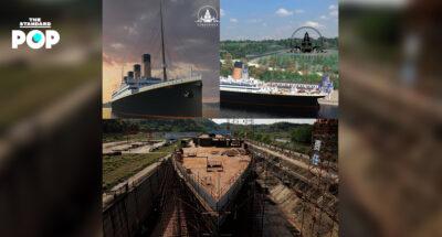 ตำนานกำลังจะกลับมา-สวนสนุกจีนซุ่มสร้างเรือ