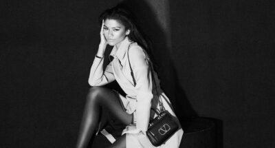 Zendaya ถ่ายแคมเปญใหม่ของ Valentino ตอกย้ำภาพลักษณ์ผู้หญิงยุคใหม่ของแบรนด์