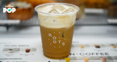 'Butter Corn Cold Brew' เมนูประจำเดือนพฤษภาคมจาก Roots พร้อมเดลิเวอรีหรือจะ Drive-Thru ก็ได้