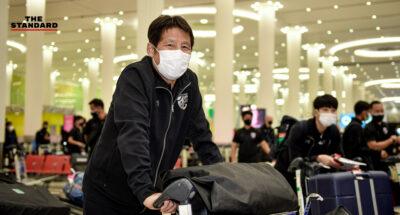 นิชิโนะ เฮดโค้ชฟุตบอลทีมชาติไทย แจงเหตุนำ 41 แข้งลุยคัดเลือกบอลโลกที่ยูเออี หวังเห็นฟอร์มตอนซ้อมก่อนคัดตัวลงเตะ