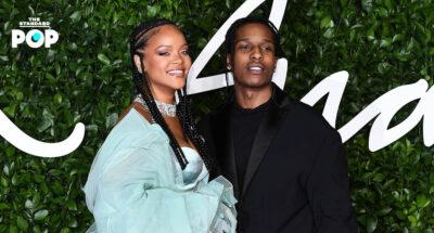 ASAP Rocky Rihanna