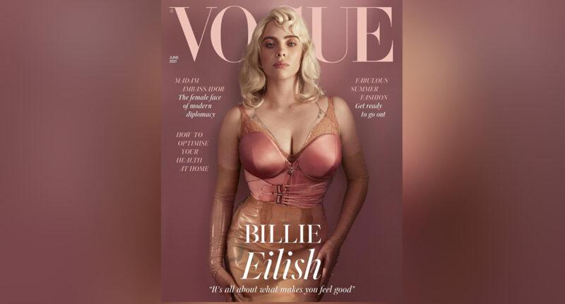 Billie Eilish ขึ้นปกนิตยสาร British Vogue ที่กลายเป็นหนึ่งในโมเมนต์ป๊อปคัลเจอร์แห่งปีชั่วข้ามคืน
