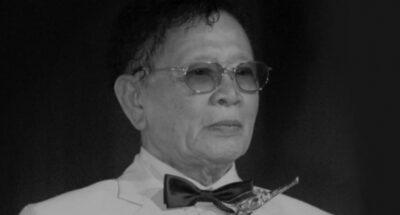 อาลัยครูเพลง ชาลี อินทรวิจิตร ศิลปินแห่งชาติ เสียชีวิตแล้วอย่างสงบด้วยโรคชราในวัย 98 ปี
