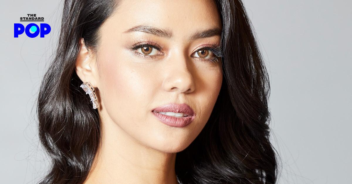รวมภาพความประทับใจของ 'อแมนด้า' ครั้นมาเยือน POP Live พร้อมส่งกำลังใจในการประกวด Miss Universe 2020